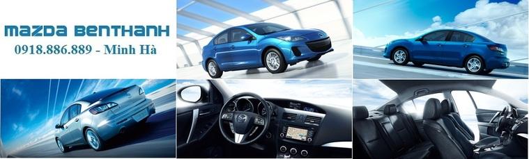 Xe Mazda3, Bán xe Mazda3, Giá xe Mazda3, Mua xe Mazda3 tại Tp.HCM
